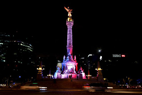tricolore-mexico-monument